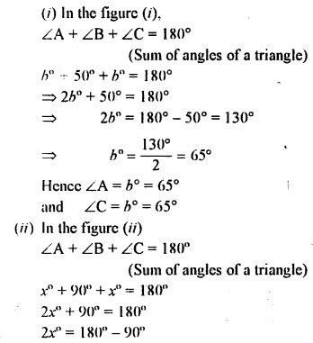 Selina Concise Mathematics class 7 ICSE Solutions - Triangles -a7a