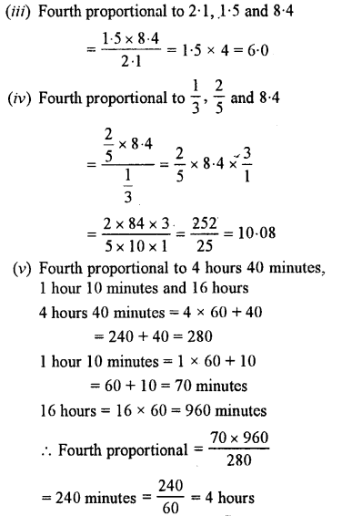 Selina Concise Mathematics class 7 ICSE Solutions - Ratio and Proportion (Including Sharing in a Ratio) -b2...