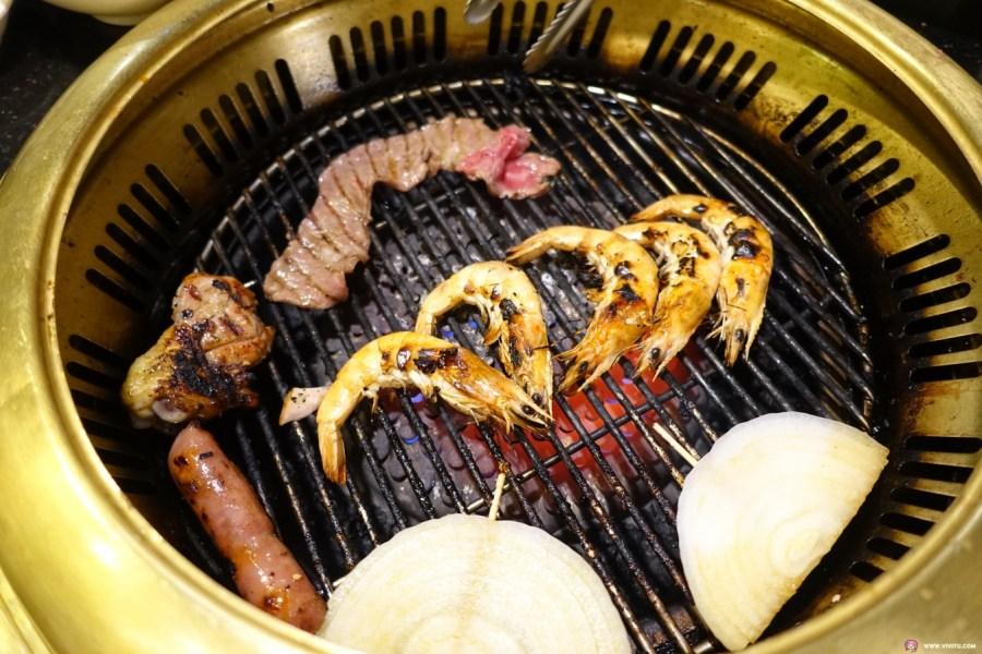 吃到飽,朝陽森林公園,桃園大廟美食,桃園美食,相演無煙燒肉 @VIVIYU小世界