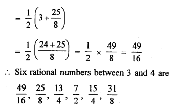 RD Sharma Class 9 Solutions Chapter 1 Number Systems - 3aa