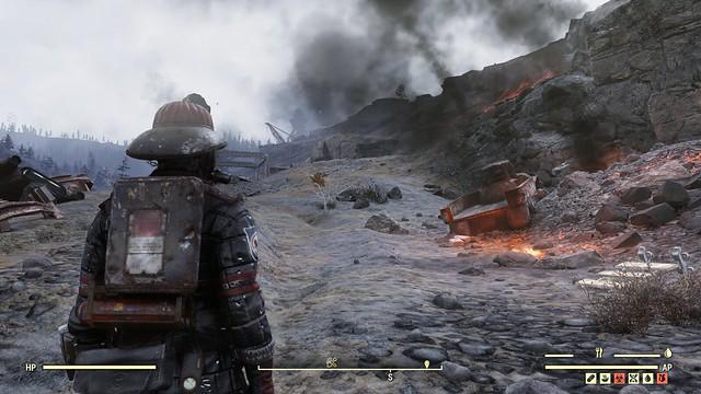 Fallout76 衣服