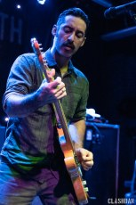Murder By Death @ Motorco Music Hall in Durham NC on October 11th 2018