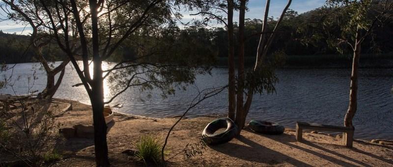 Ganguddy campsite