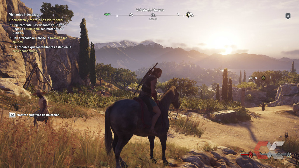 Assassins Creed Odessey - Overcluster 03
