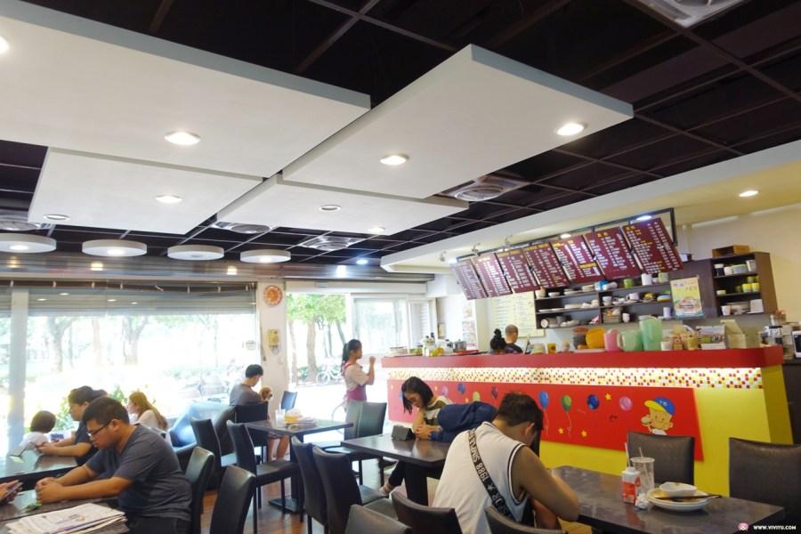 [桃園美食]ㄚ布漢堡~婦女館與延平公園附近的平價早餐.適合愛吃好又吃飽的朋友們 @VIVIYU小世界