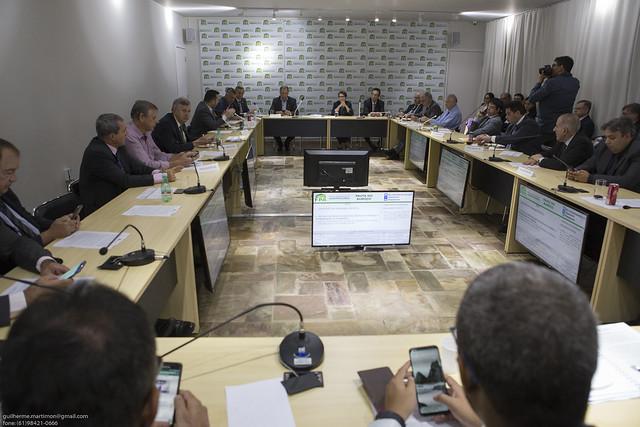 Reunião FPA - 09/10/2018