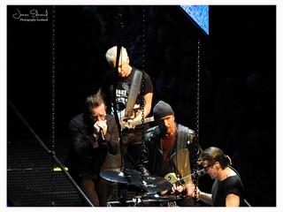 U2 Manchester 19th October 2018
