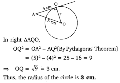 NCERT Solutions for Class 10 Maths Chapter 10 Circles 9