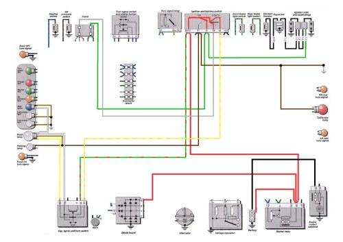 5 Series-Headlight Bulbs Ground Path