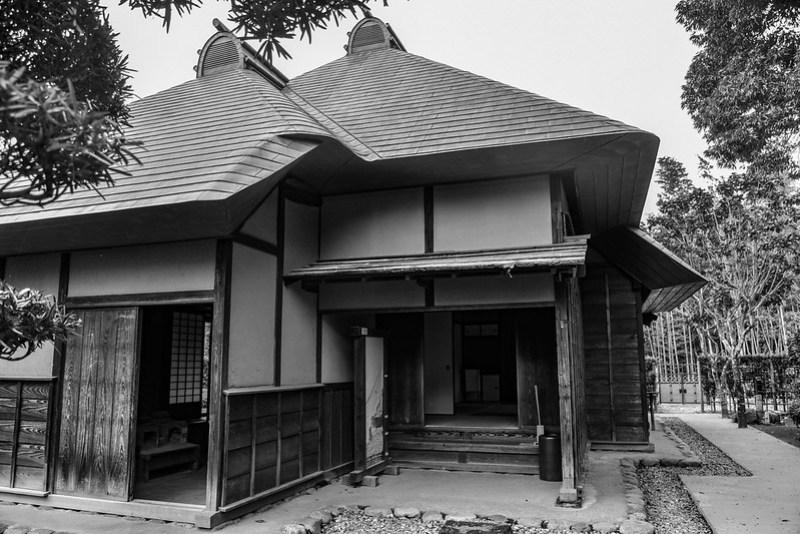 旧武居家住宅 Buke-Yashiki-BNW-DSC_3667