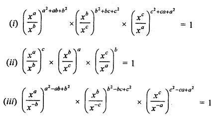 RD Sharma Class 9 Solutions Chapter 2 Exponents of Real Numbers Ex 2.1 - 3