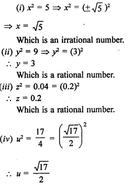 RD Sharma Class 9 Solutions Chapter 1 Number Systems - 1 4 5