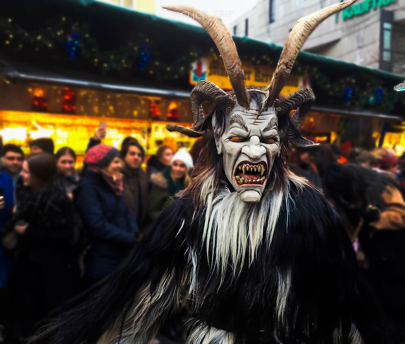 Celebración del desfile de Krampus, el demonio de la Navidad | ClickTrip.ES