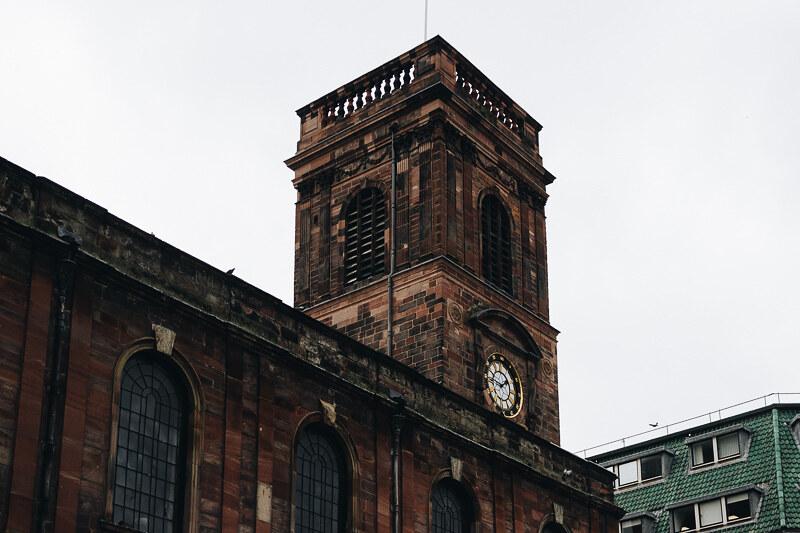 exploring Manchester