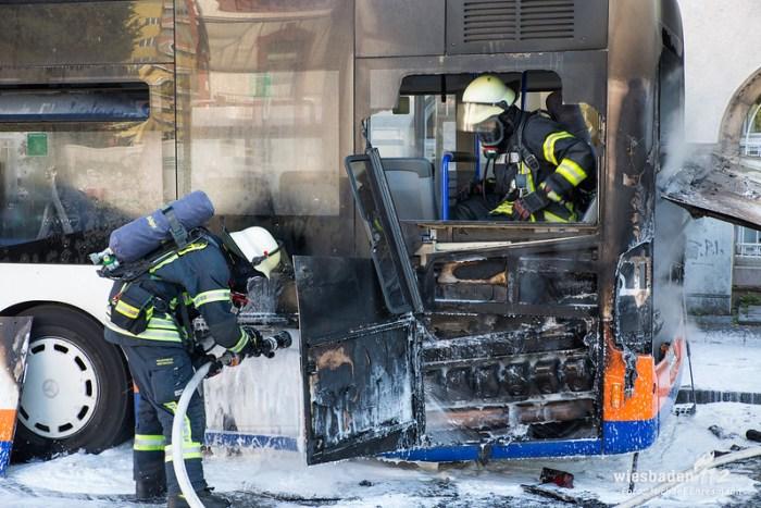 Busbrand Schiersteiner Straße 15.10.18