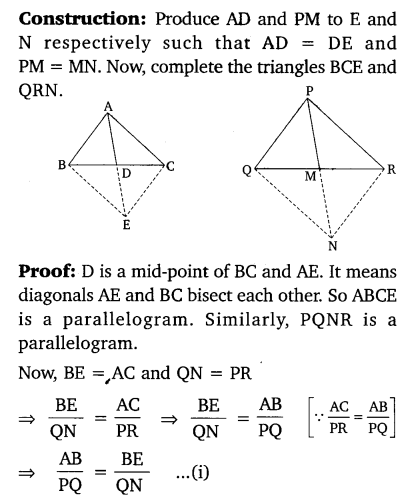 NCERT Solutions for Class 10 Maths Chapter 6 Triangles 47