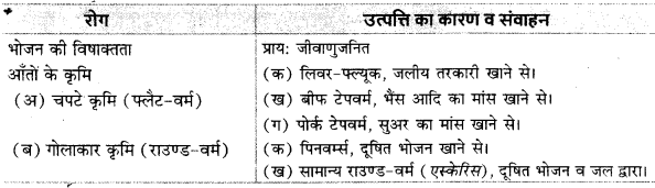 UP Board Solutions for Class 10 Home Science Chapter 8 अशुद्ध जल से फैलने वाले रोग (पेचिश, अतिसार, हैजा) 2