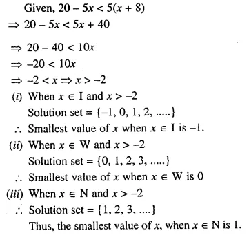 Selina Concise Mathematics Class 10 ICSE Solutions Chapterwise Revision Exercise 19