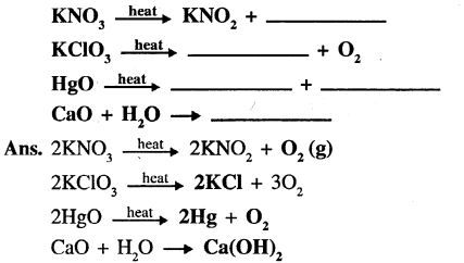 Selina Concise Chemistry Class 7 ICSE Solutions - Air and Atmosphere-L