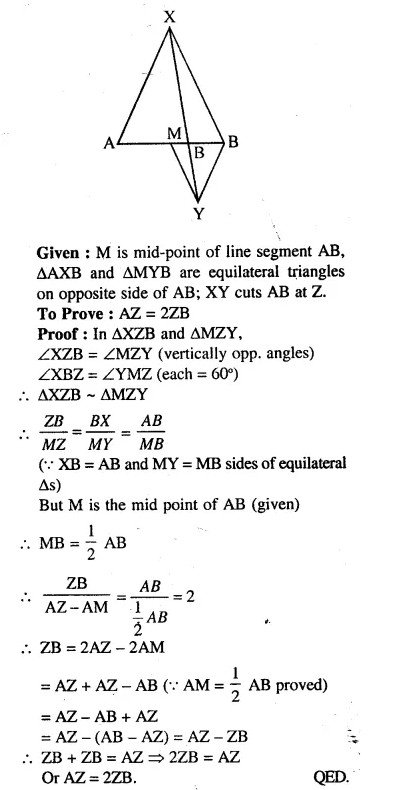 Selina Concise Mathematics Class 10 ICSE Solutions Chapterwise Revision Exercise 70