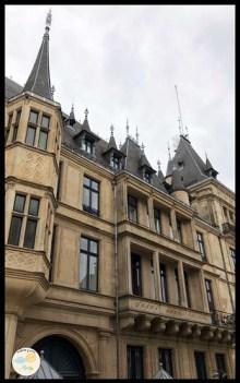 Luxemburgo con niños. Palacio Gran Ducal