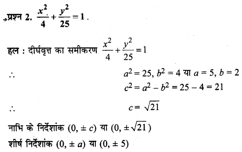 UP Board Solutions for Class 11 Maths Chapter 11 Conic Sections 11.3 2