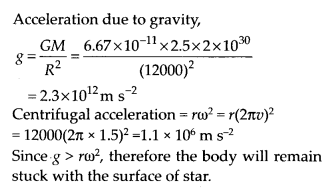 NCERT Solutions for Class 11 Physics Chapter 8 Gravitation 20