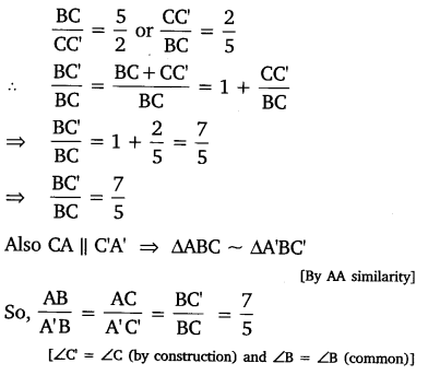 NCERT Solutions for Class 10 Maths Chapter 11 Constructions 6