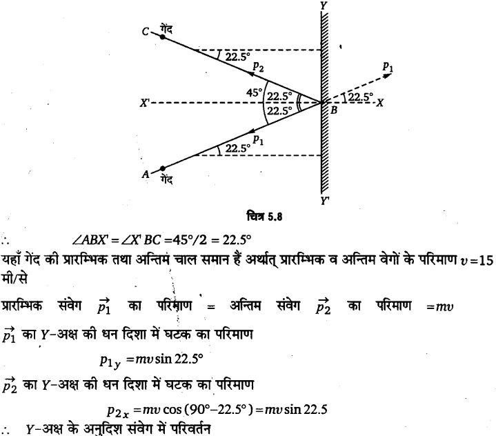 UP Board Solutions for Class 11 Physics Chapter 5 Laws of motion 24