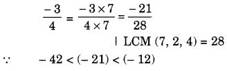 NCERT Solutions for Class 7 Maths Chapter 9 Rational Numbers 36