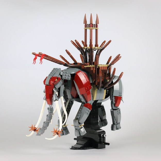 Mumakil (Oliphant) Kinetic Model