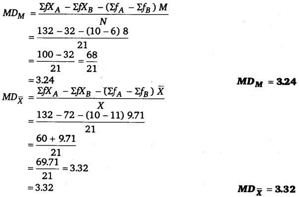 UP Board Solutions for Class 11 Economics Statistics for Economics Chapter 6 Measures of Dispersion 89