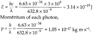 NCERT Solutions for Class 12 Physics Chapter 11 Dual Nature of Radiation and Matter 6
