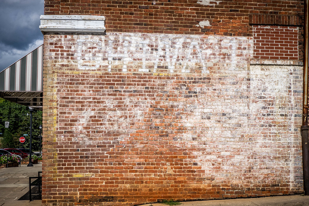 Ghost Signs at Whitmire