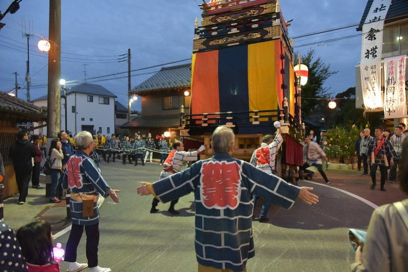 turn left 01 佐倉の秋祭り 39