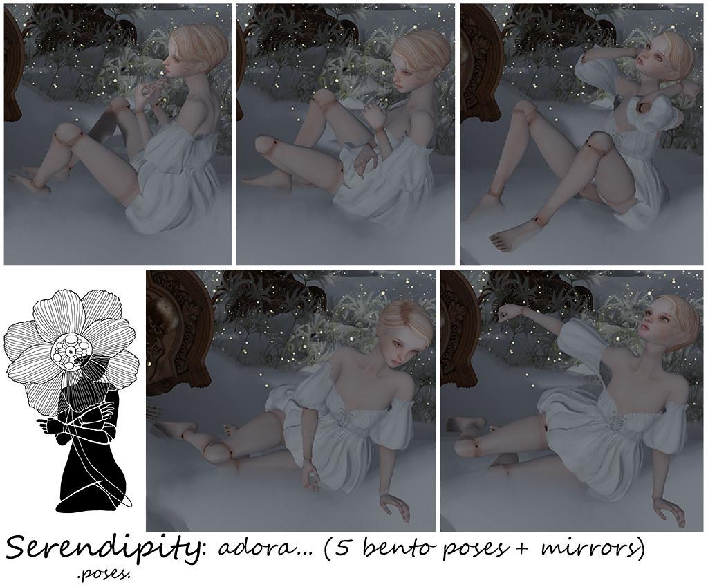Serendipity: adora... 25L Tuesdays