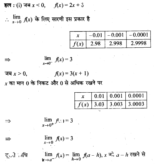 UP Board Solutions for Class 11 Maths Chapter 13 Limits and Derivatives 13.1 23.1