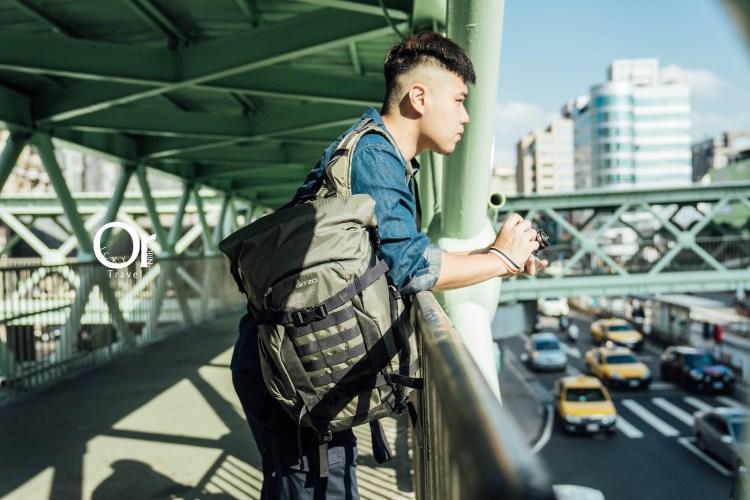 攝影背包開箱|GITZO Adventury  無論城市探索或野外探險,具備防潑抗水耐磨、低調且安全的攝影包