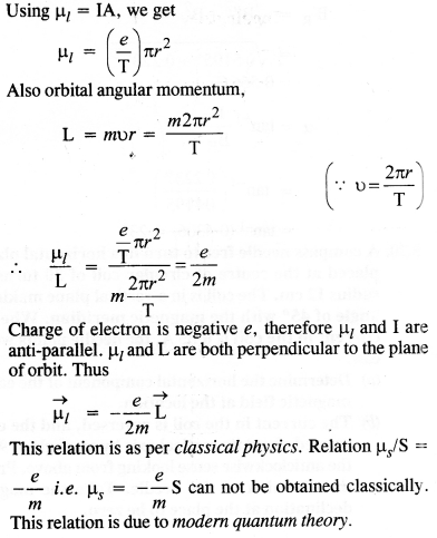 NCERT Solutions for Class 12 physics Chapter 5.32