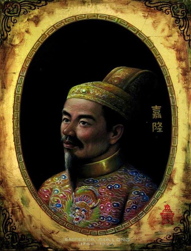 Gia long Nguyen Dynasty