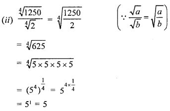 RD Sharma Solutions Class 9 Chapter 3 Rationalisation ex 3.1