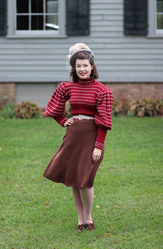 Rhinebeck Sheep & Wool 2018: The sweater