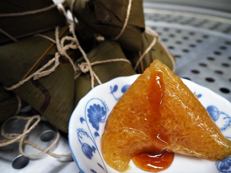 小時候記憶味道|阿嬤的傳統美食|粳粽(甜粽) – nice爸爸旅遊趣