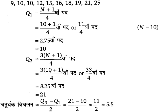 UP Board Solutions for Class 11 Economics Statistics for Economics Chapter 6 Measures of Dispersion 3