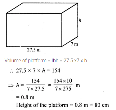 RD Sharma Class 10 Solutions Chapter 14 Surface Areas and Volumes Ex 14.1 29a