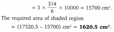 NCERT Solutions for Class 10 Maths Chapter 12 Areas Related to Circles 53