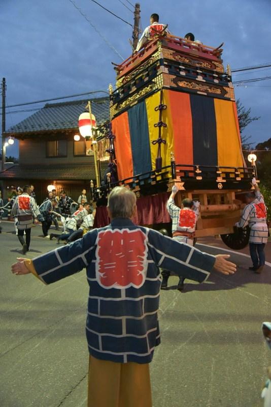 turn left 02 佐倉の秋祭り 40