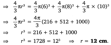 NCERT Solutions for Class 10 Maths Chapter 13 Surface Areas and Volumes 26