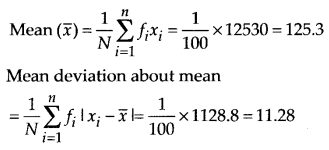NCERT Solutions for Class 11 Maths Chapter 15 Statistics 19