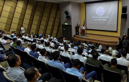 U.S.. Brunei navies conduct annual CARAT maritime exercise   Commander. U.S. Pacific Fleet